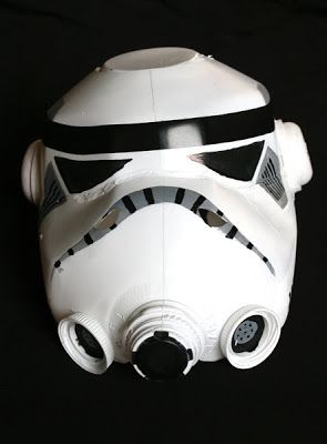 Filth Wizardry: Milk Jug Storm Trooper Helmet