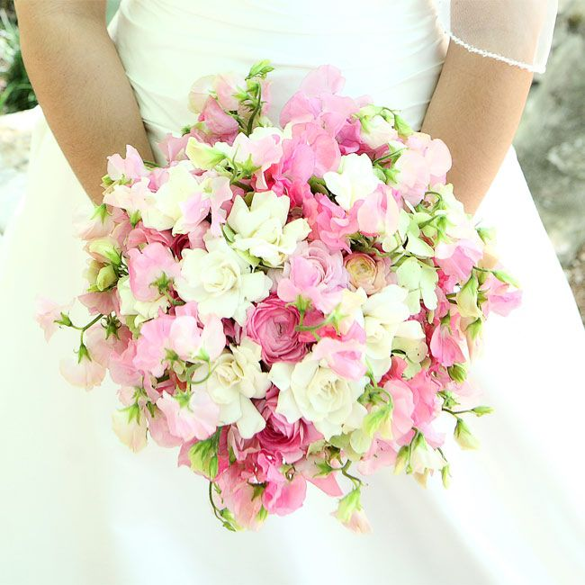 Get The Latest In Spring Wedding Ideas And Browse Real Weddings Sweet Pea Flowers