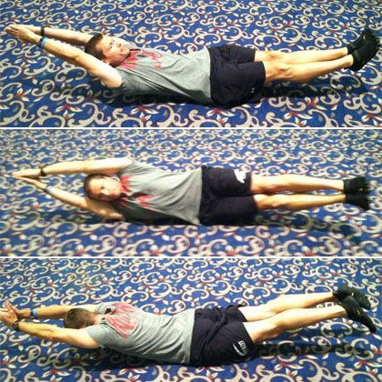 The Best Abs Exercises You've Never Seen Before *I've seen a few of these, but these are pretty good!