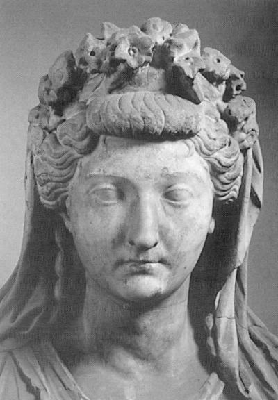 Livia Drusilla   Roman Empresses   Pinterest