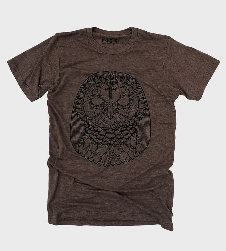 64 best owl t shirts images on pinterest owl owls and for Water based t shirt printing