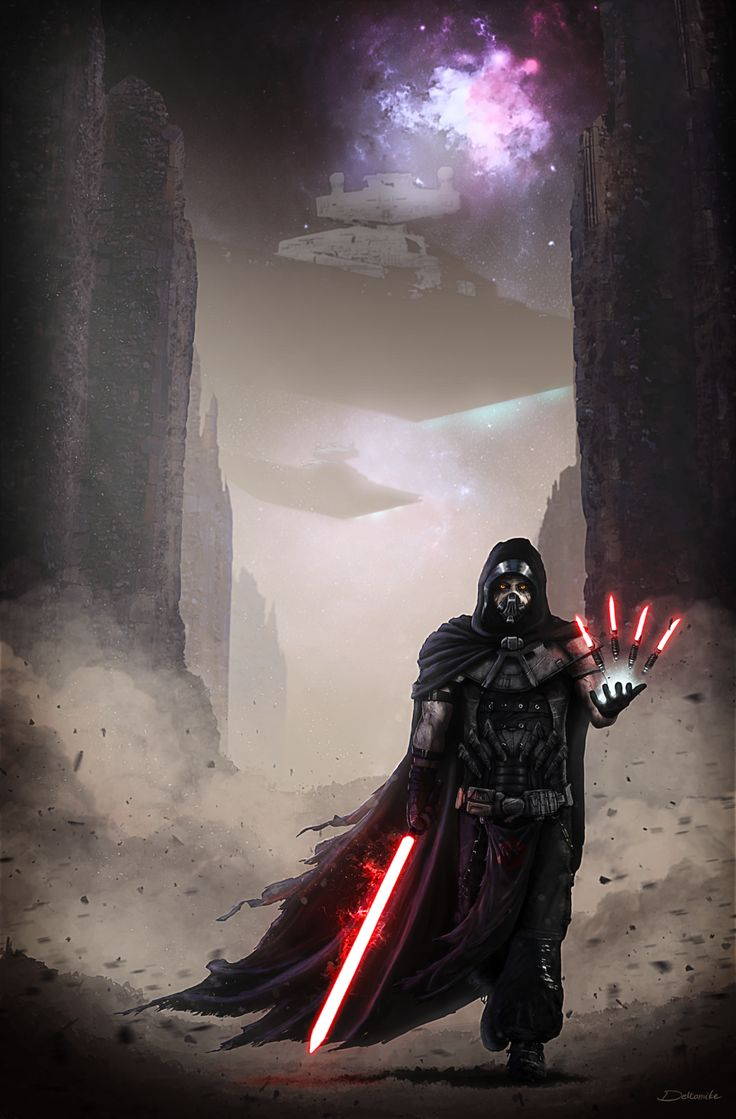 Sith Lord by Deltamike.deviantart.com on @DeviantArt