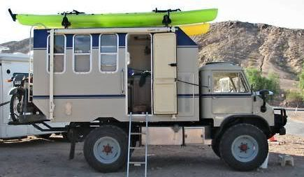 UnimogUnimog Campers, Trailers Camps, Fit, Adventure Campers, Cars, Bov, Rvs, Campers Mobilehome Rv, Unimog 4X4