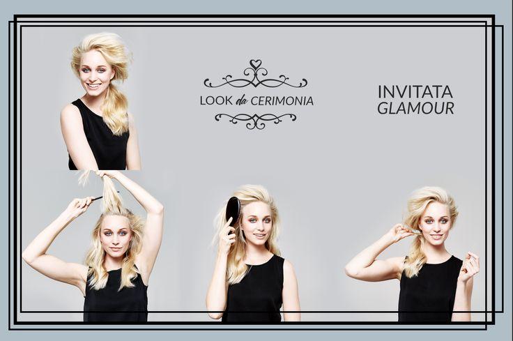 Per il prossimo matrimonio, punta su uno stile glamour-chic! Scopri come realizzarlo.  #Testanera #Testanera #hairstyle #hairlook #newlook #hair #capelli #acconciature #acconciaturematrimoni #cerimonie #matrimonie #festadilaurea #party #specialoccasion #capellilunghi #bohemienne #blonde #blondhair