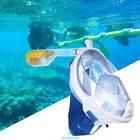 ﹩23.99. Small Full Face Snorkeling Mask Scuba Diving Swimming Snorkel Breather Pipe