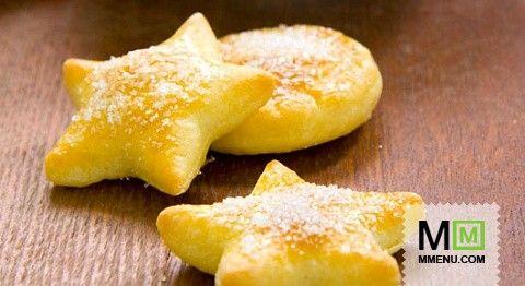 Польское сметанное печенье