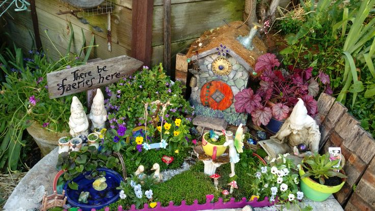 A new house for  the Fairies in 2016