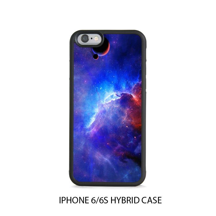 Azure Nebula iPhone 6/6s HYBRID Case Cover