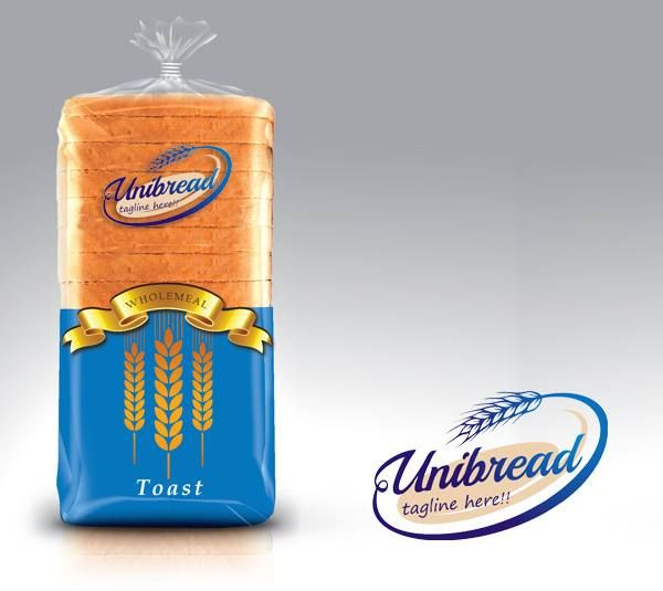 jasa desain packaging kemasan roti