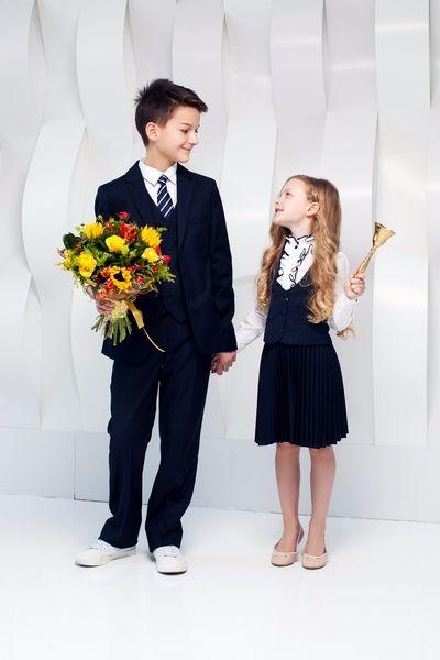 Школьная форма Choupette для мальчиков и девочек 1-11 класс, цена комплекта от 3790 рублей