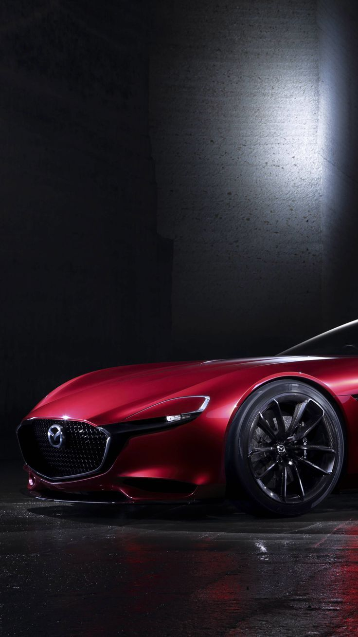 Cars Mazda Rx Vision Sports Cars Luxury Mazda Sports Cars