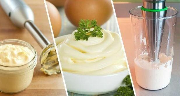 Подборка рецептов домашнего майонеза | NashaKuhnia.Ru