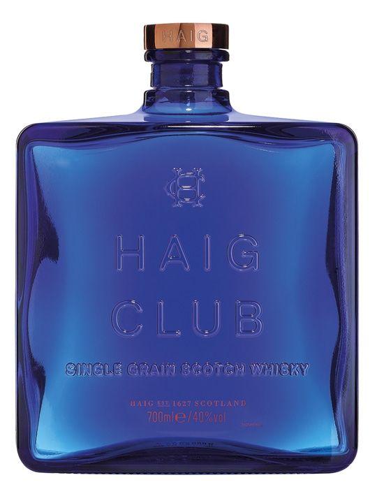 HAIG CLUB SINGLE GRAIN WHISKY 70CL / 40% Single Grain Scotch Whisky  £44.95