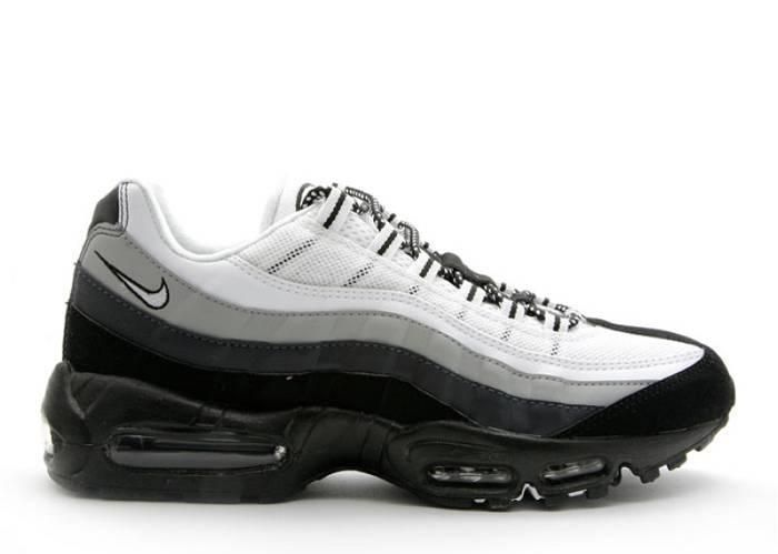 Hot Special Air Max 95 Black White Anthracite on Sale, New Nike Air Max 360 Online