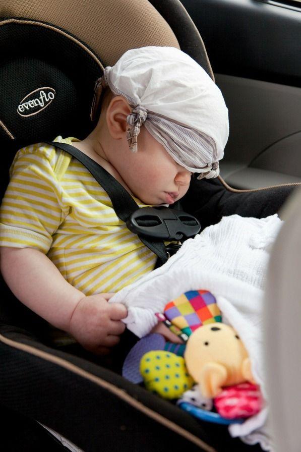 Gyerekkel az autóban - szülői kihívás felsőfokon