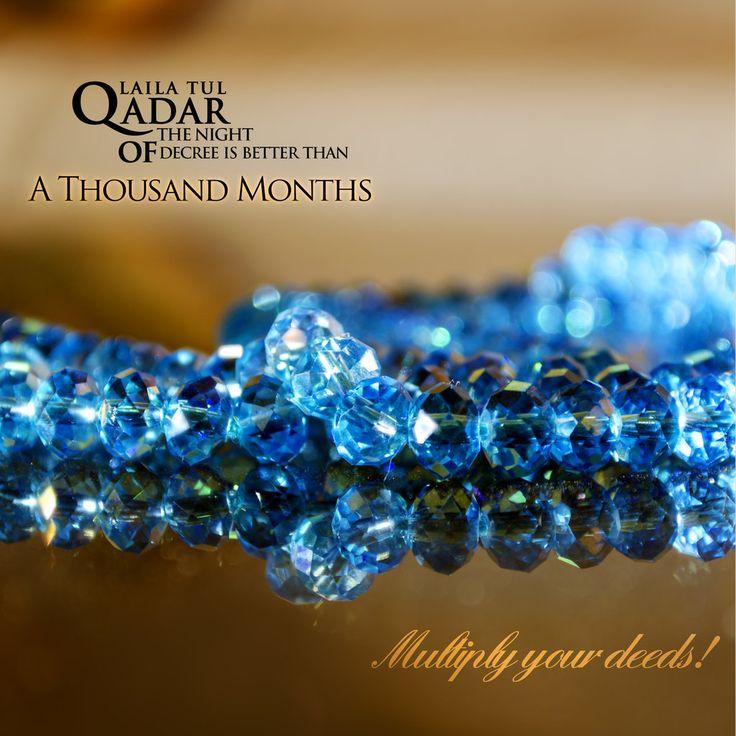 Al Qadr | The Night of Power by facebook.com/hsbjkhan SeraphKhan.deviantart.com on @deviantART