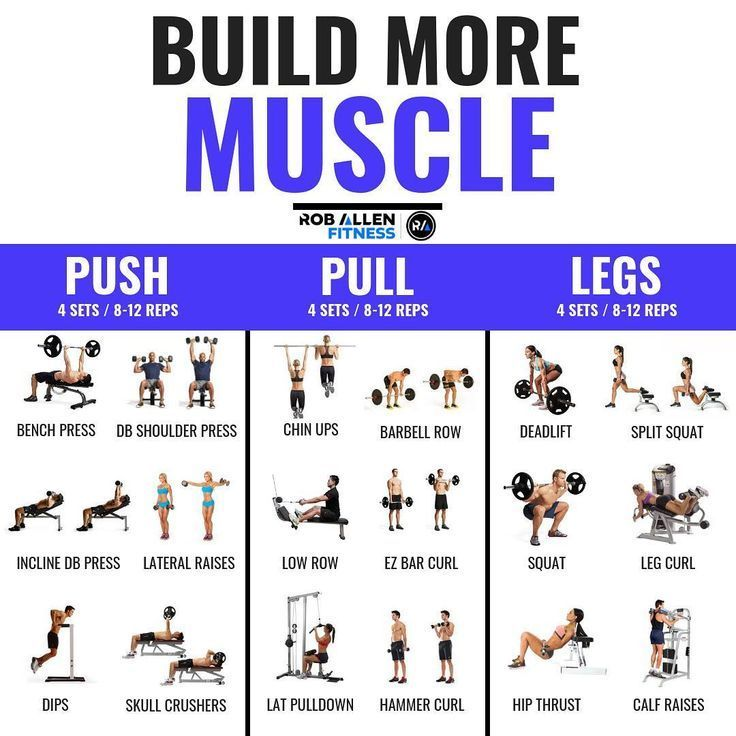 Beine push pull Push /