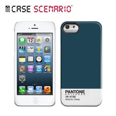 Pantone Atlantic Deep iPhone 5 Case