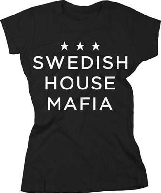 Swedish House Mafia Babydoll Shirt - Officially Licensed DJ Clothing