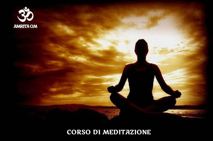 CORSO/INCONTRI DI MEDITAZIONE