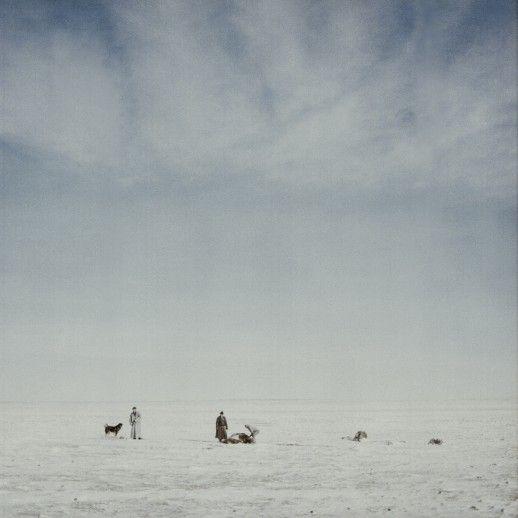 Michele Palazzi, Italia, Contrasto Mongolia, 12 gennaio 2013 Omongovi, provincia della Mongolia - World Press Photo, Daily Life