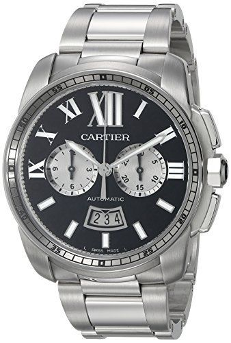 Cartier Men's W7100061 Analog Display Swiss Automatic Silver Watch https://www.carrywatches.com/product/cartier-mens-w7100061-analog-display-swiss-automatic-silver-watch/ Cartier Men's W7100061 Analog Display Swiss Automatic Silver Watch  #cartierwatchesformen #cartierwatchesforsale #Chronographwatch #silverwatch More Cartier watches : https://www.carrywatches.com/shop/wrist-watches-men/cartier-watches-for-men/