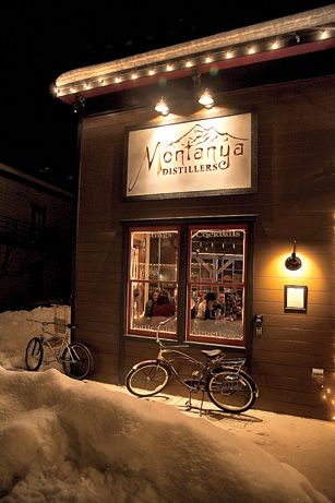 Best Après-Adventure Bar: Montanya Distillers, Crested Butte, Colorado. Order the Freestyle or the Teocalli Martini. (Click through to see full list of Outside Magazine's 2012 Travel Awards.)