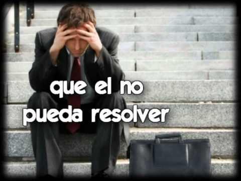 ▶ NADA ES IMPOSIBLE PARA DIOS (LETRAS) SANTIAGO TORRES JR. - YouTube