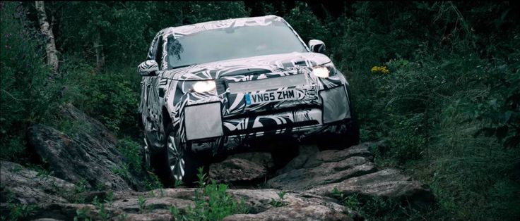 Imitators are just going to hate the new Land Rover Discovery 2017 because…