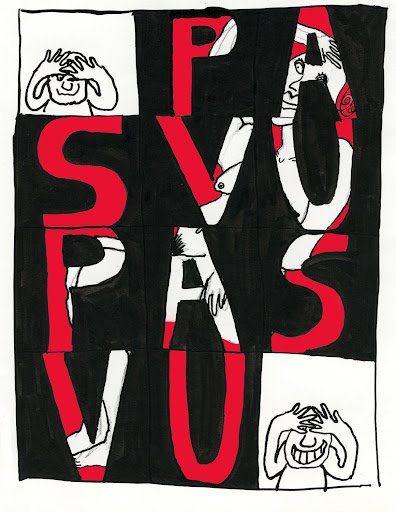 Pas vu pas vu 2004 © Astrid Genette
