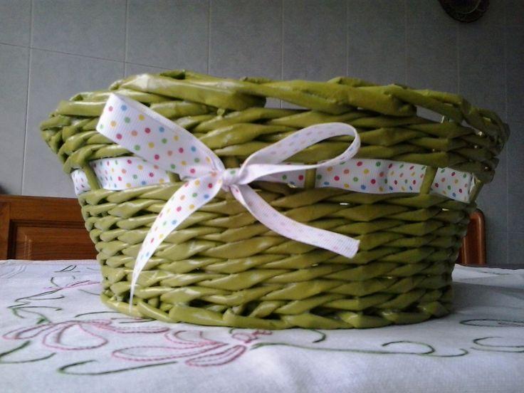 cesta para pinzas