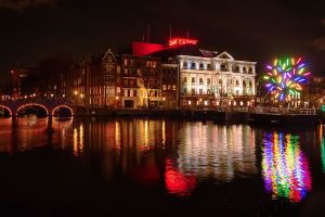 #Kurztrip #Amsterdam Light #Festival 2014/ 2015: #Winter-Festival illuminiert Grachtenstadt #travel #reisen #nicetosee