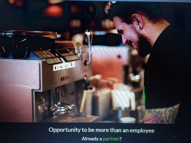 Starbucks employment