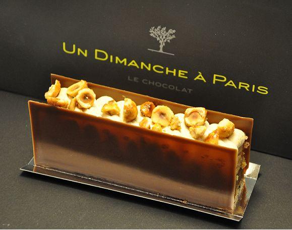 Un Dimanche à Paris à Paris, 4-6-8 cour du Commerce Saint-André, restaurant et haute patisserie sans gluten