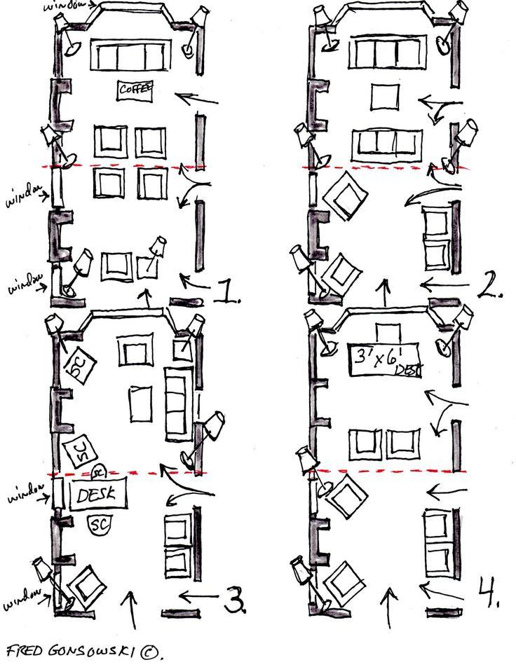 Best 25 Long Living Rooms Ideas On Pinterest