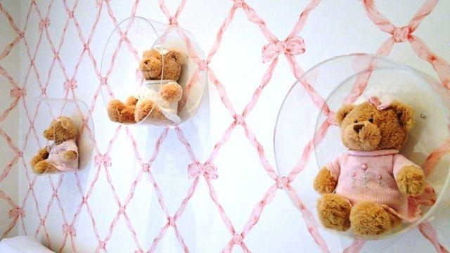 Decoração de urso para quarto de bebê - http://www.quartosdemeninas.com/decoracao-de-urso-para-quarto-de-bebe/
