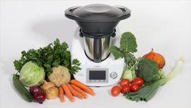 Kartoffel-Gemüseauflauf mit Bergkäse   Mein Thermomix - TM5