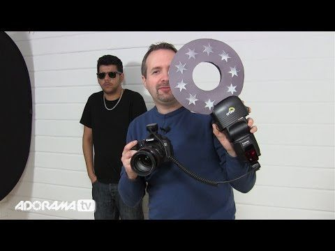 3 Alternative Uses For Ring Flash: Take and Make Great Photos with Gavin Hoey: Adorama TV