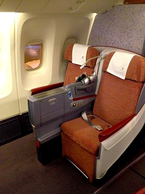 LAN Airlines Business Premium Class by CarlosMeliaBlog.com @ http://carlosmeliablog.com/lan-airlines-business-premium-class/