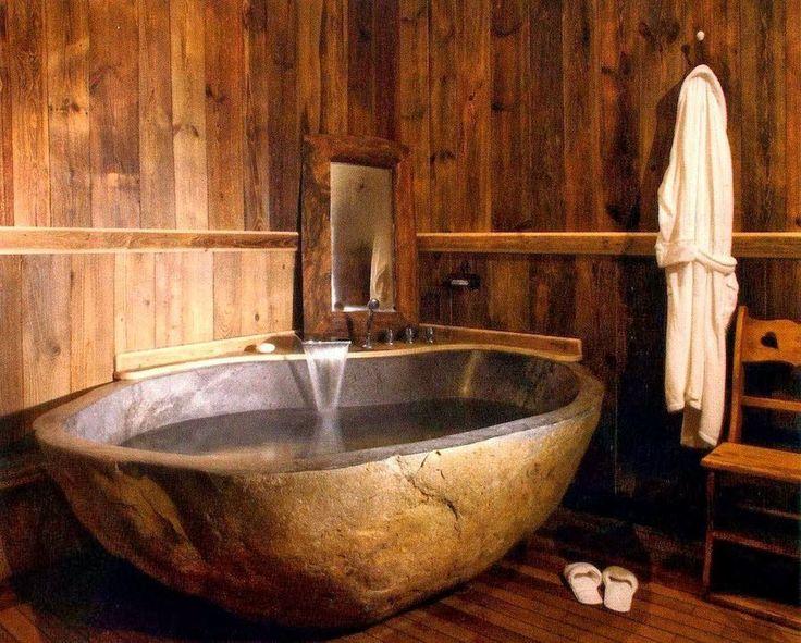 227 best Vannitoad\/WC images on Pinterest Bathroom ideas - small rustic bathroom ideas