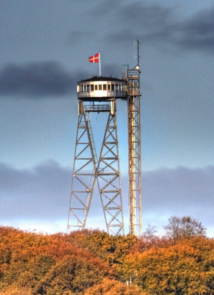 Aalborgtårnet er et vartegn i Aalborg, der er 105 meter over havets overflade, og det højeste udsigtspunkt i hele Aalborg.     Tårnet blev opført i anledning af en erhvervsudstilling, Nordjysk Udstilling, i 1933. Tårnet skulle umiddelbart rives ned igen efter udstillingen, men da det kostede 40.000 kroner at rive det ned igen, købte Det Broderlige Skydeselskab tårnet for kun 5.000 kroner og har siden da drevet tårnet som en forretning.