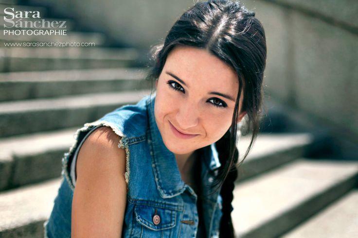 Book de fotos de la actriz Ane De Miguel. Books profesionales de actores y actrices de la Escuela de Interpretación Cristina Rota.