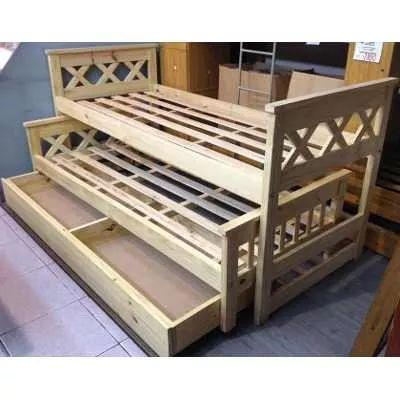 17 mejores ideas sobre camas nido en pinterest for Camas nido triples precios