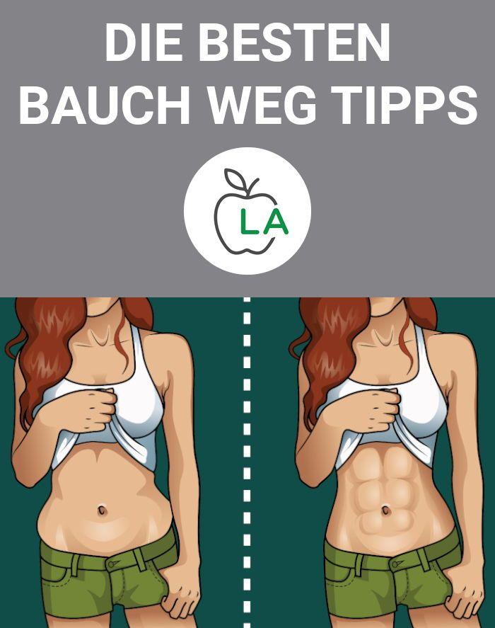 Bauchfett loswerden – Mit 3 einfachen Schritten zum Erfolg – Lecker Abnehmen | Fitness & Ernährung