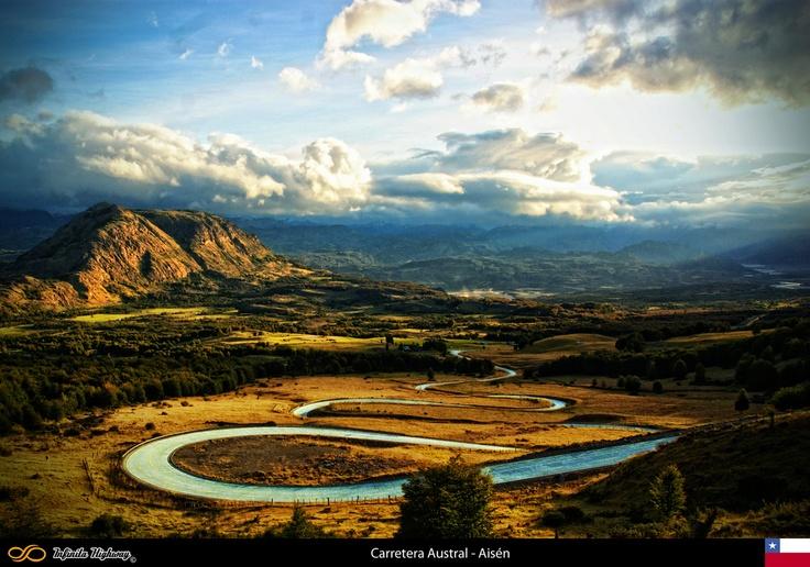 CARRETERA AUSTRAL-AYSEN, CHILE