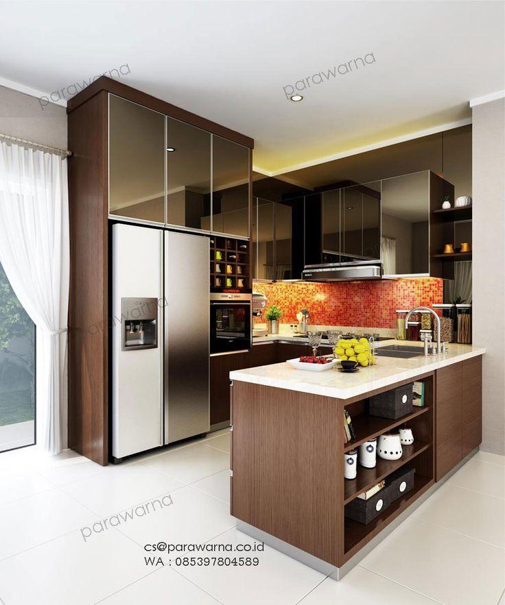 Kitchen set  By: Ardi www.parawarna.co.id