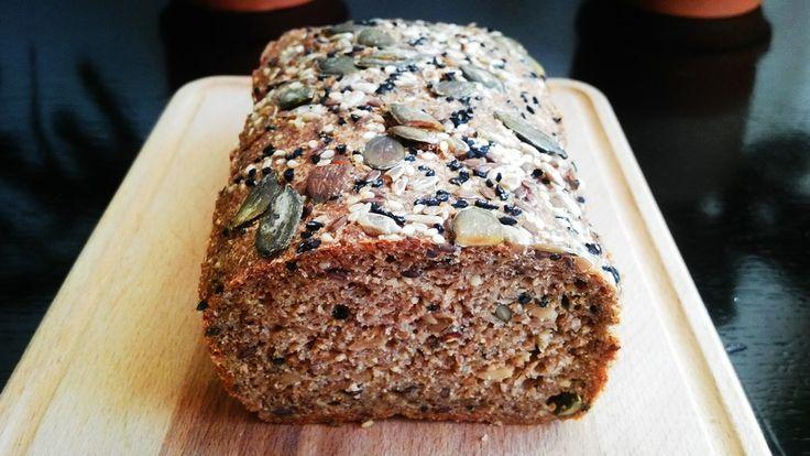 Ovaj hleb sam dobila na poklon od divne Jadranke Perge čija familija u Subotici drži pekaru sa samo integralnim hlebovima