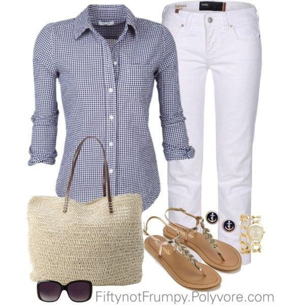 """""""Shopping In The Village"""" by fiftynotfrumpy on Polyvore"""