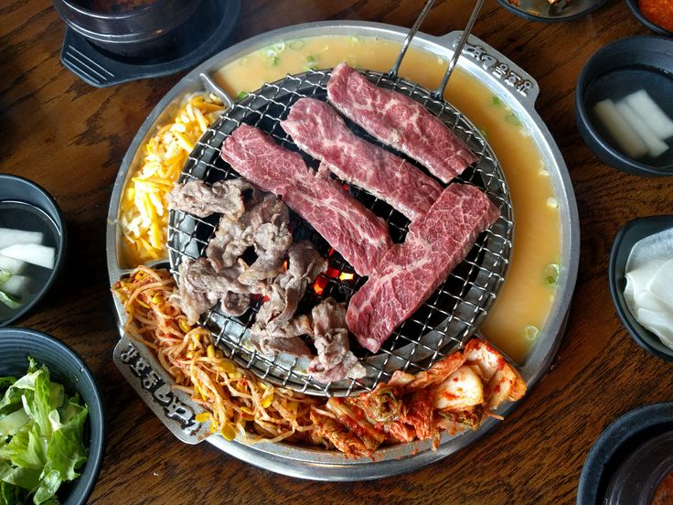 [I ate] Korean BBQ