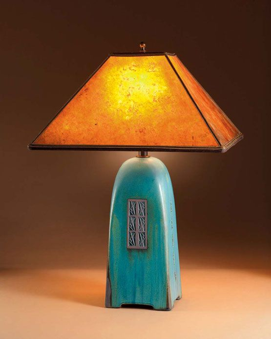 Art lamps then now